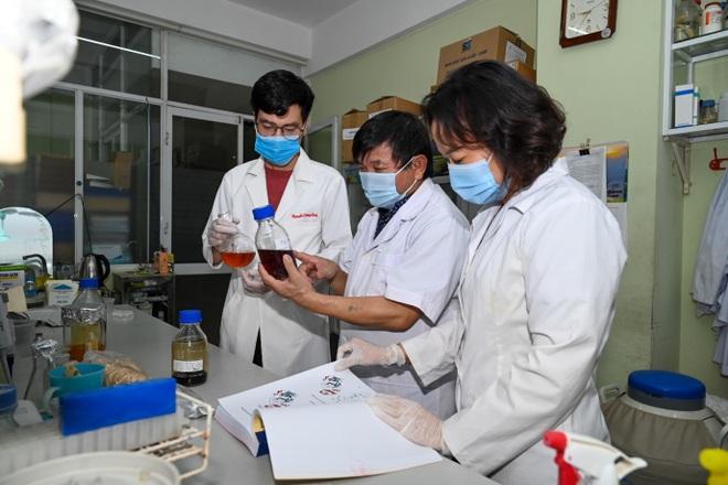 Thuốc điều trị Covid-19 của Việt Nam có tác dụng ức chế virus SARS-CoV-2 - 3