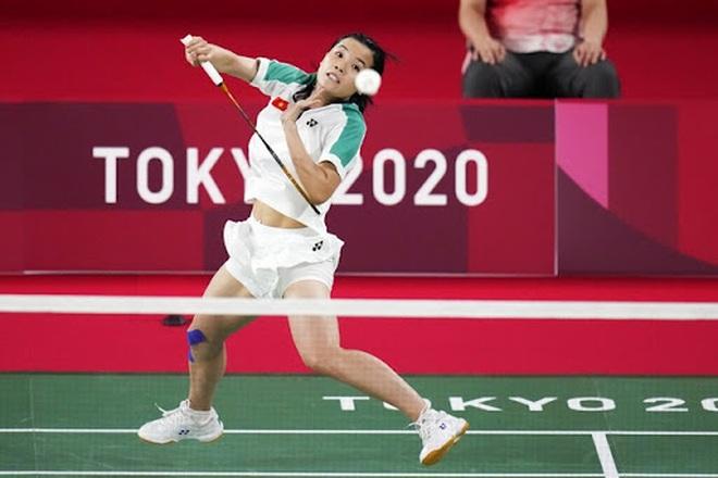 Tay vợt Thùy Linh nhận đề cử đặc biệt ở Olympic Tokyo - 1