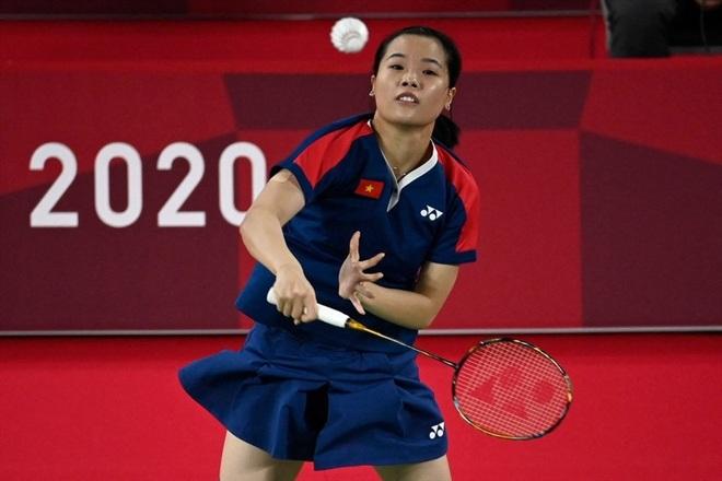 Tay vợt Thùy Linh nhận đề cử đặc biệt ở Olympic Tokyo - 2