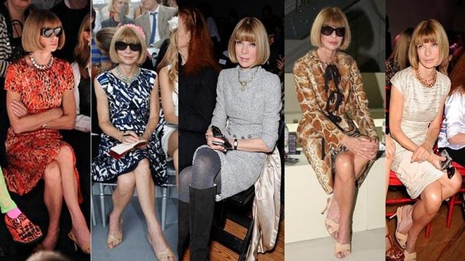 Chân dung người phụ nữ quyền lực ngồi ghế VIP nhất tại tuần lễ thời trang - 1
