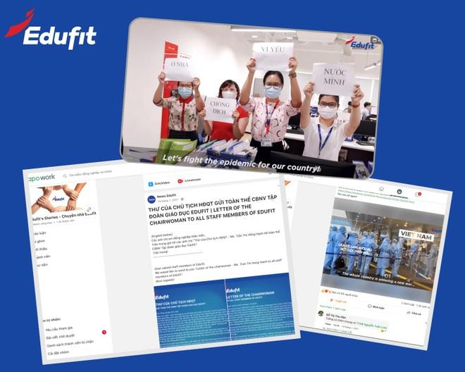 EDUFIT triển khai làm việc từ xa thành công nhờ nền tảng giao tiếp GapoWork - 3