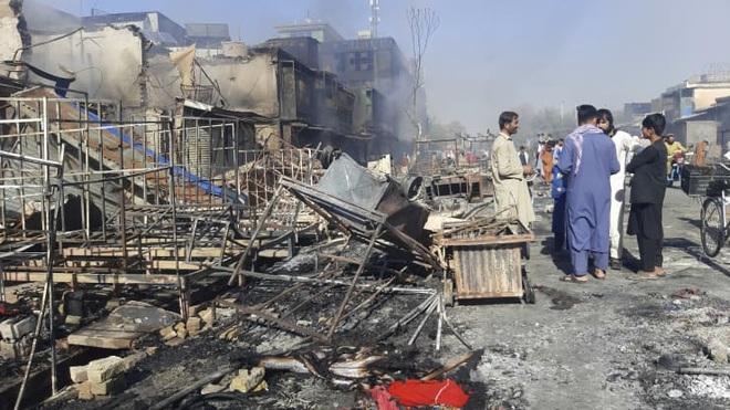 Taliban kiểm soát 65% lãnh thổ Afghanistan, Mỹ nói Afghanistan phải tự lo - 1