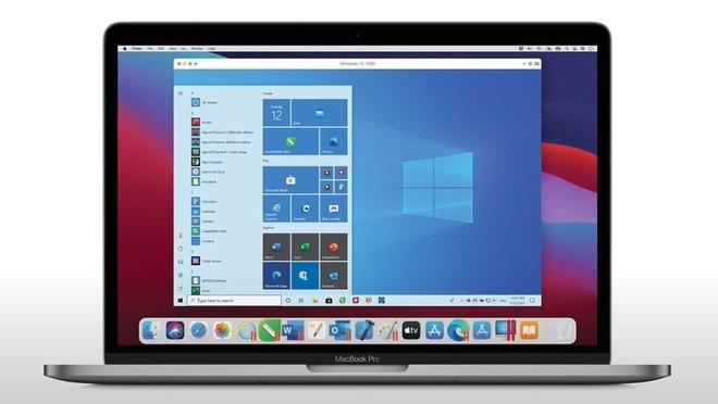 Đã có thể chạy Windows 11 trên máy Mac dùng chip M1 - 1