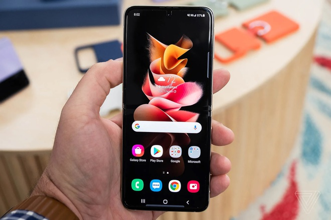 Samsung ra mắt bộ đôi smartphone gập Galaxy Z Fold3 và Z Flip3 - 6