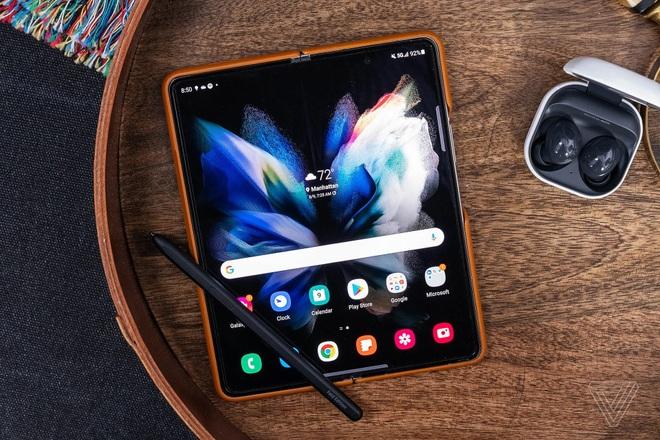 Samsung ra mắt bộ đôi smartphone gập Galaxy Z Fold3 và Z Flip3 - 2
