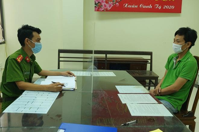 Bắt giám đốc làm giả hàng trăm giấy xét nghiệm SARS-CoV-2 - 1
