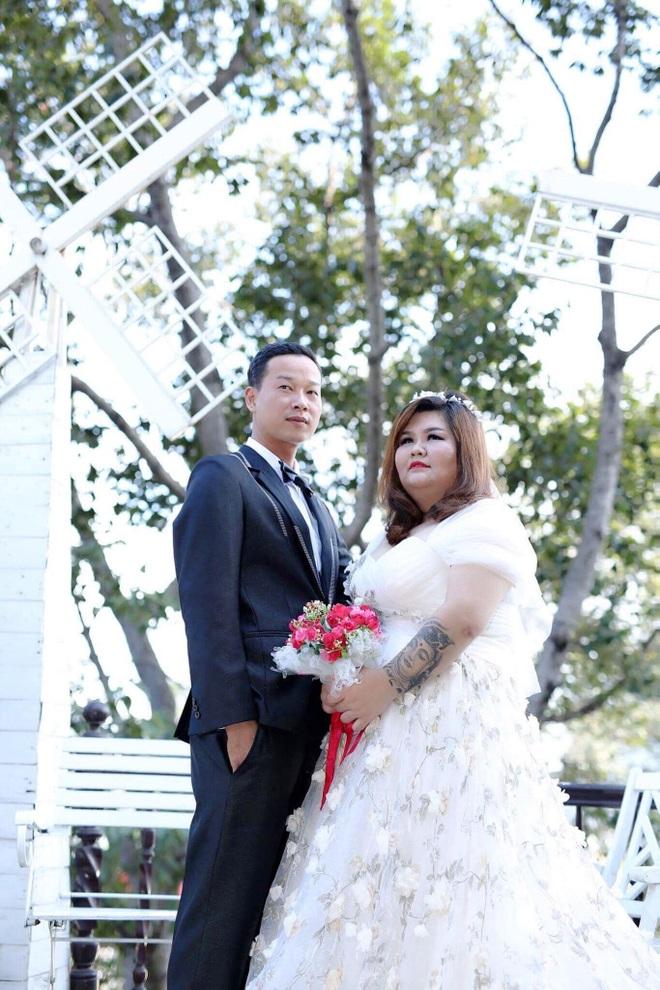 Chuyện tình gây sốt của cặp đôi vợ 140kg, chồng 70kg - 5