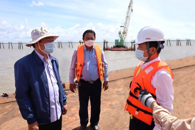 Nhà máy điện gió số 7, tỉnh Sóc Trăng sẵn sàng hòa lưới điện quốc gia - 2