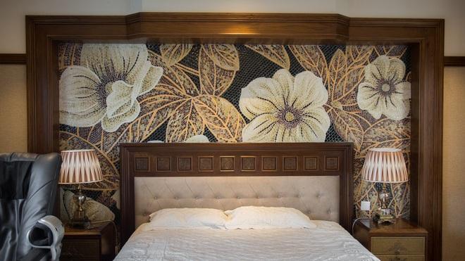 Gốm Mosaic sang chảnh, đa năng trong thiết kế nội thất - 2