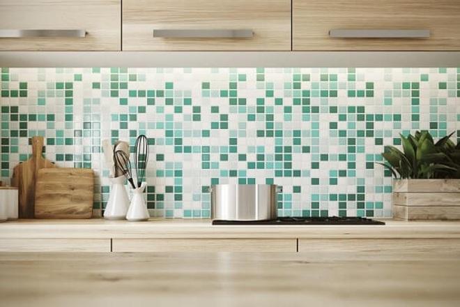 Gốm Mosaic sang chảnh, đa năng trong thiết kế nội thất - 3