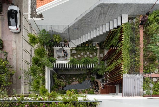 Ngôi nhà rộng 350 m2 có vườn rau, ao cá tuyệt đẹp ở Nha Trang - 5