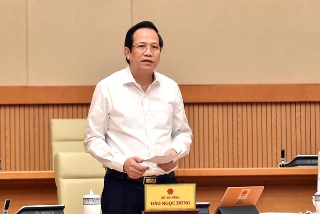 Bộ trưởng Đào Ngọc Dung: Hàng chục triệu người dân đã được hỗ trợ - 2