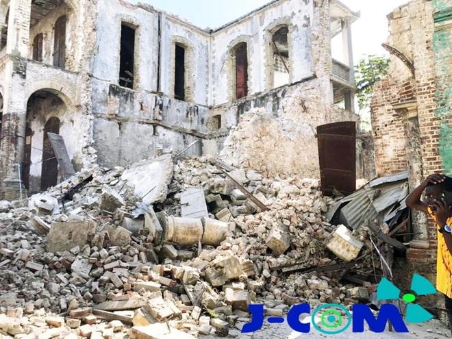 Haiti tan hoang sau động đất kinh hoàng, 1.297 người chết - 12