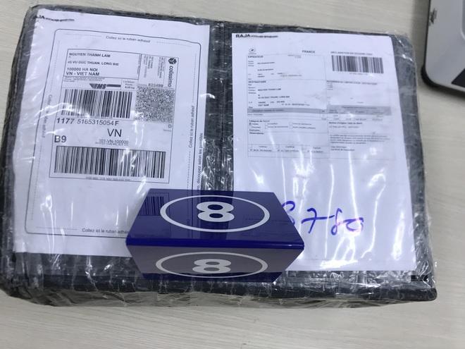 TPHCM: Hơn 30 kg ma túy ẩn mình trong những viên chocolate bị phát hiện - 3