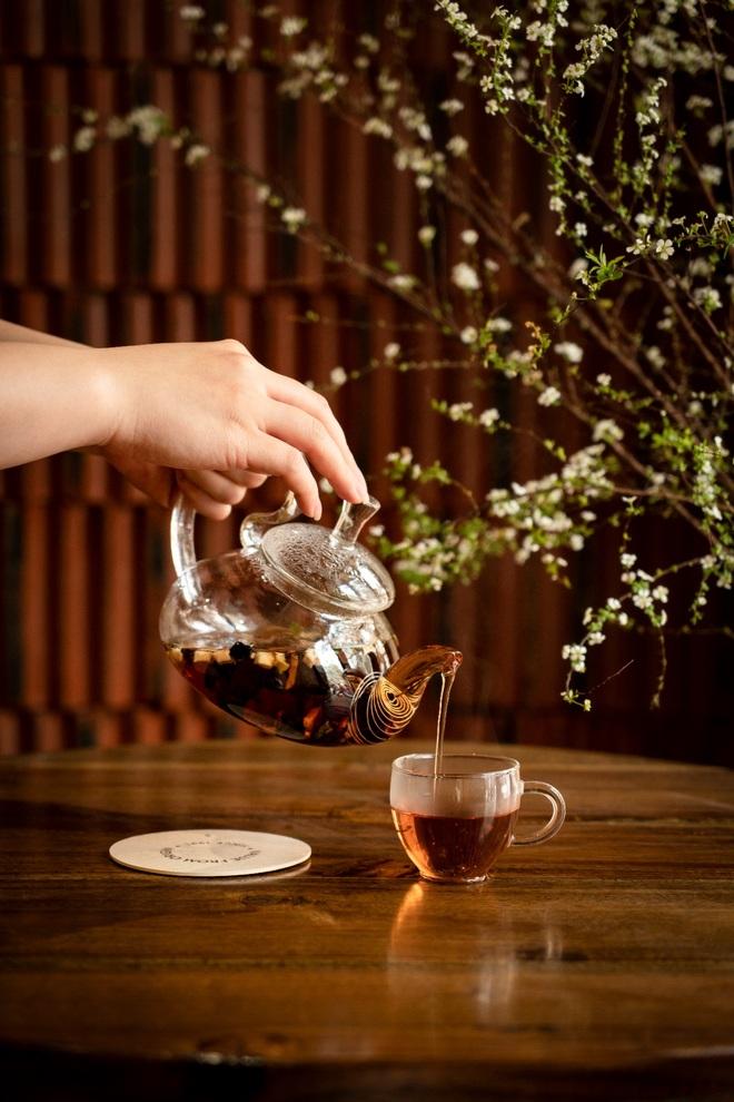 Hương vị mới lạ của trà làm từ vỏ cà phê và bí quyết pha ngon tuyệt - 1