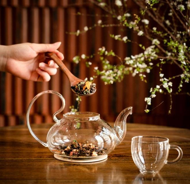 Hương vị mới lạ của trà làm từ vỏ cà phê và bí quyết pha ngon tuyệt - 3