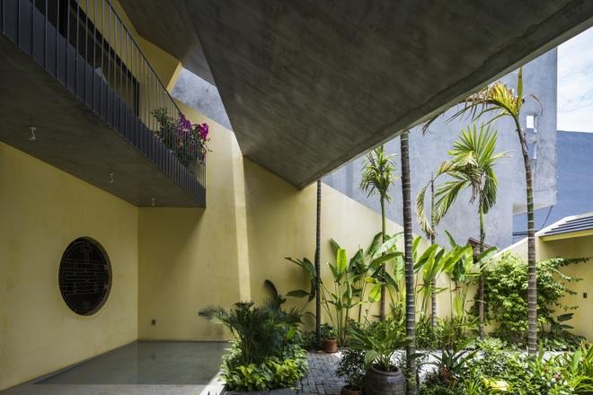 Ngôi nhà nhỏ xanh mướt của gia đình trẻ ở Đà Nẵng - 6