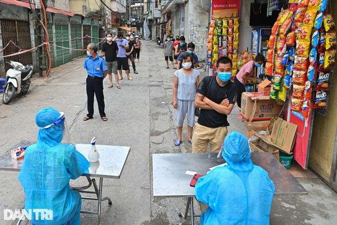 Sáng 18/8: Dịch diễn biến nóng ở Đà Nẵng, Bắc Ninh, Nghệ An - 4