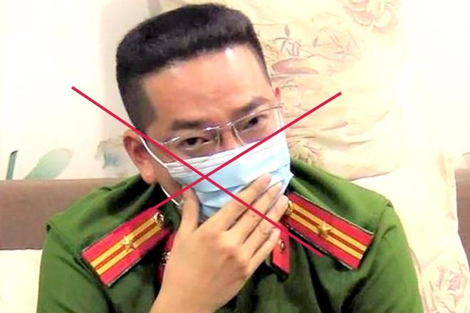 Thiếu tá dỏm tụ tập ăn nhậu giữa đại dịch đã lừa đảo 24 tỷ đồng - 1
