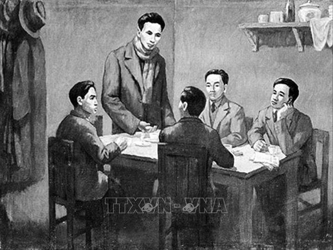 Chủ tịch Hồ Chí Minh với Cách mạng Tháng Tám - 1