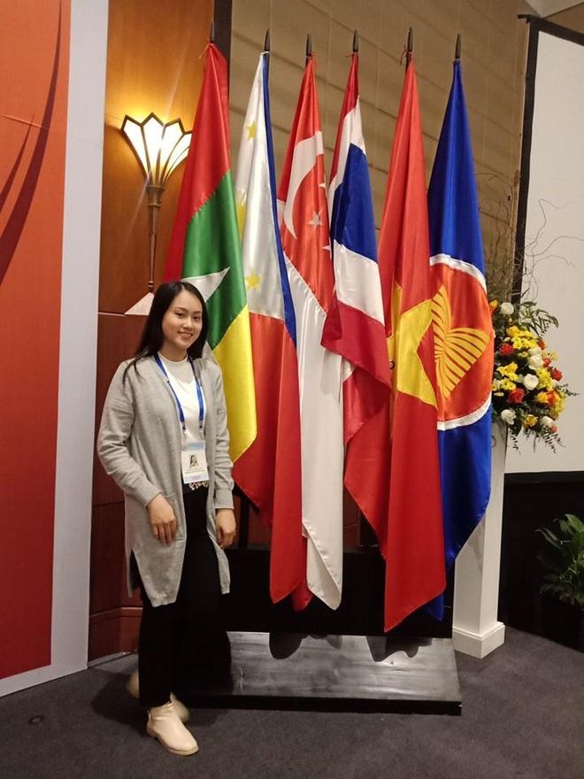 Á khôi Ngoại thương phát biểu xuất sắc tại hội nghị của Liên Hợp Quốc - 4