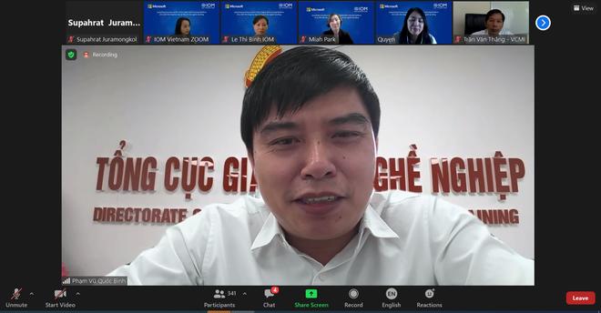 Ra mắt nền tảng học tập kỹ năng số trực tuyến cho lao động trẻ Việt Nam - 3