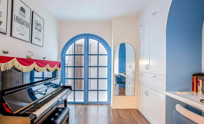 Phong cách nội thất Santorini mộng mơ như đang sống ở vùng Địa Trung Hải - 3