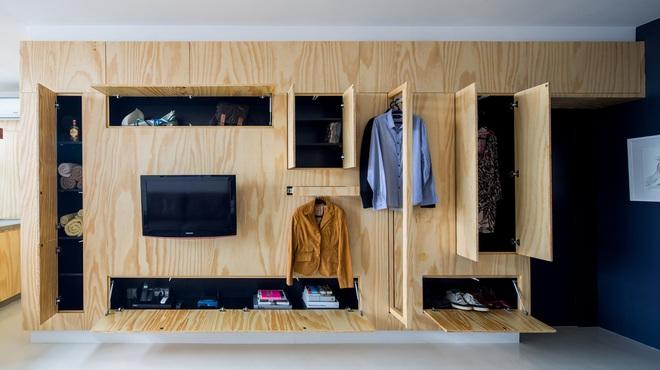 Căn hộ 35 m2 đầy đủ công năng nhờ cách bố trí nội thất thông minh - 3