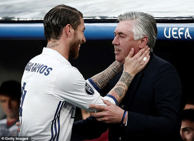 Sergio Ramos đã bất lực rời khỏi Real Madrid như thế nào? - 1