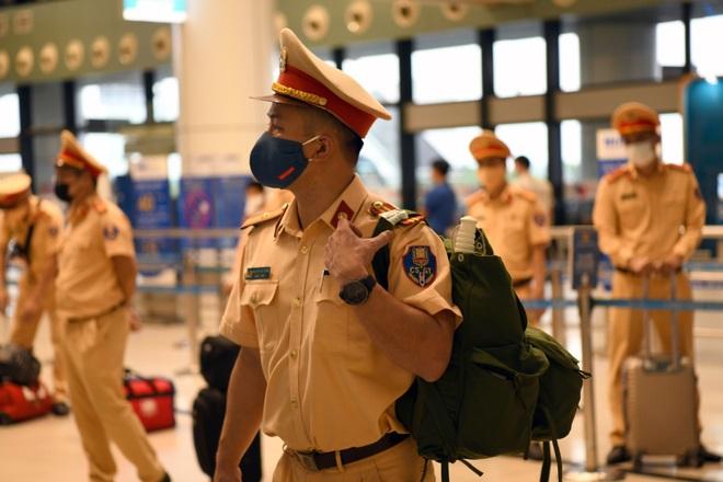 1.000 quân nhân từ Hà Nội vào TPHCM chống dịch - 4