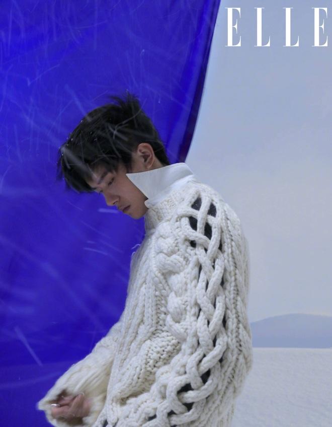 Vẻ đẹp nam tính của ngôi sao 21 tuổi quyền lực nhất - Dịch Dương Thiên Tỉ - 8