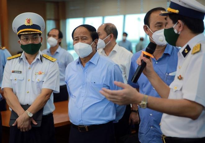 Phó Thủ tướng: Không để ùn tắc cảng Cát Lái trong mọi hoàn cảnh