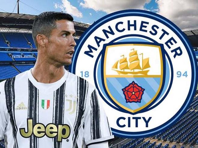 C.Ronaldo gây sốc, đẩy nhanh tiến độ sang Man City - 1