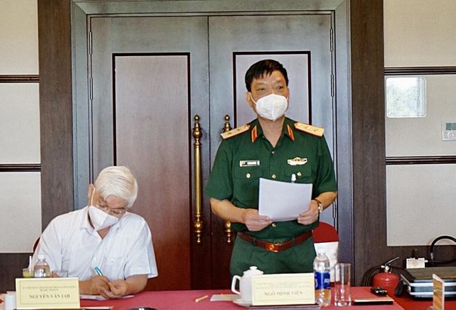 Bộ Quốc phòng điều 2.000 quân nhân, 50 bệnh xá giúp dân vùng đỏ đậm đặc