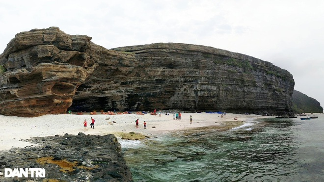 Núi lửa triệu năm tuổi và những cảnh đẹp hút hồn du khách ở đảo Lý Sơn - 5