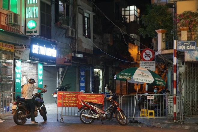Hà Nội tạm dừng hoạt động chợ Ngọc Hà do có tiểu thương dương tính