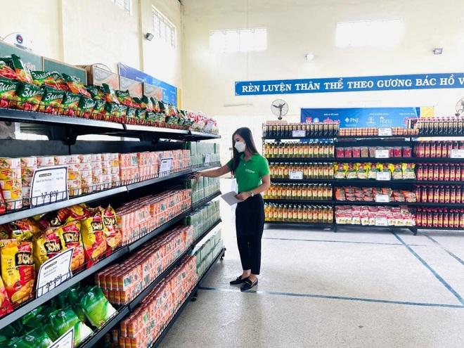Alphanam Green Foundation vận hành siêu thị mini 0 đồng huyện Phú Xuyên - 4