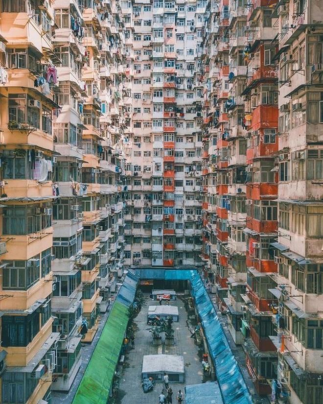 Choáng với tòa nhà như ma trận được đặt biệt danh là quái vật - 3