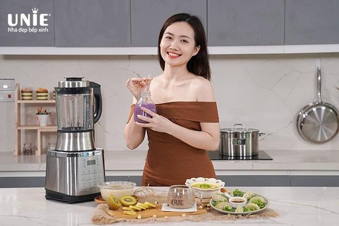 Lý giải nguyên nhân hàng triệu phụ nữ phải lòng máy nấu sữa hạt Unie - 1