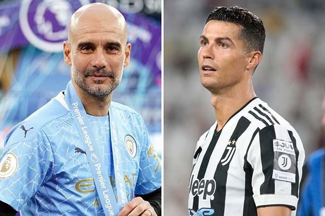 Phá vỡ sự im lặng, HLV Pep Guardiola nói gì sau khi mua hụt C.Ronaldo? - 1