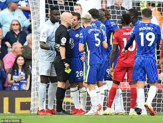 Trọng tài có nặng tay khi rút thẻ đỏ đuổi cầu thủ Chelsea? - 3