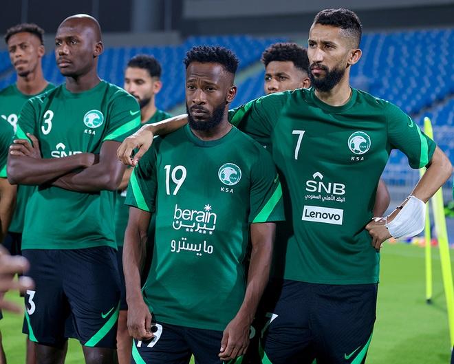 Saudi Arabia lộ tuyệt chiêu trước trận tiếp đội tuyển Việt Nam - 2