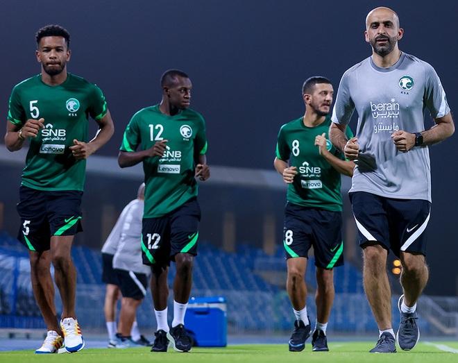 Saudi Arabia lộ tuyệt chiêu trước trận tiếp đội tuyển Việt Nam - 3
