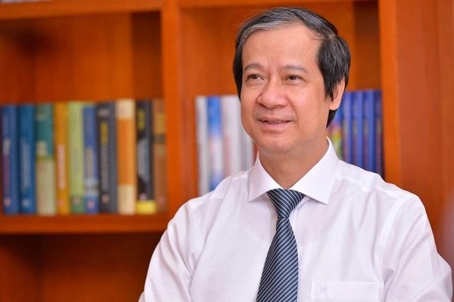 Bộ trưởng GD-ĐT: Dạy học trực tuyến trở thành việc lâu dài - 1