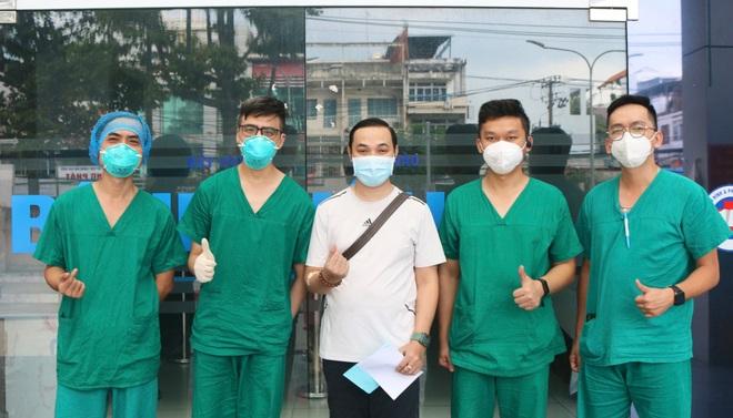 Cứu sống sinh viên Campuchia mắc Covid- 19 nguy kịch - 2