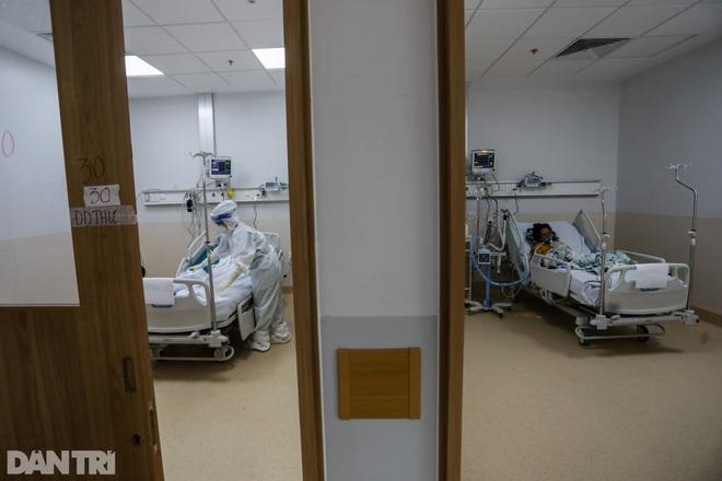 Hữu khoa_ Bệnh viện điều trị Covid