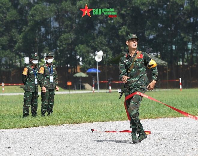 Các xạ thủ Việt Nam về thứ 2 phần tranh tài Bắn trong hành tiến - 2