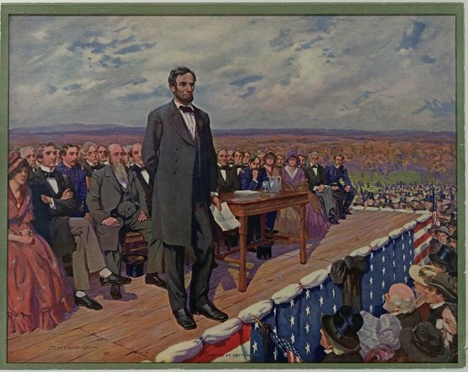 Diễn văn nổi tiếng nước Mỹ được trích dẫn khắp thế giới - 1