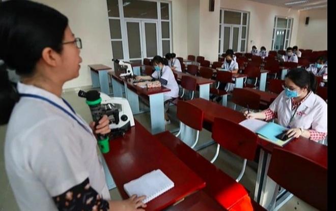Đạt 28,20 điểm mới đỗ vào ngành Y khoa trường ĐH Y dược TPHCM  - 1