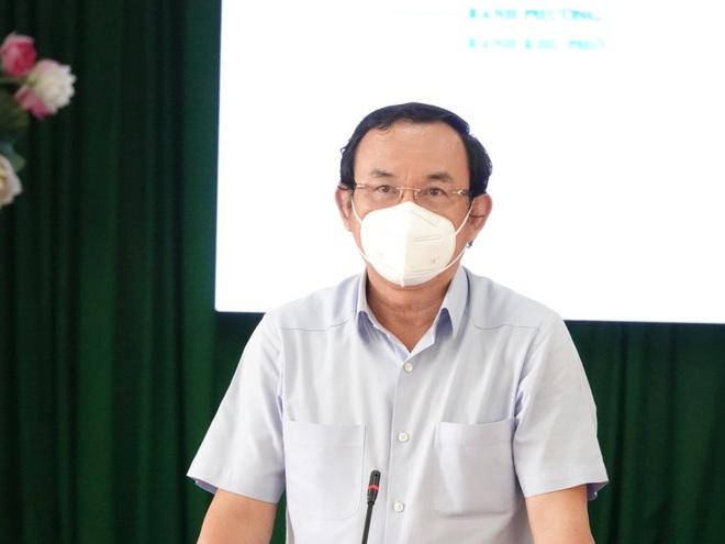 Bí thư Nguyễn Văn Nên: TPHCM sẽ mở cửa dần, không thể mãi giãn cách - 1